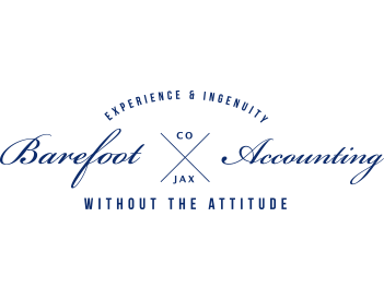 Barefoot Accounting Logo